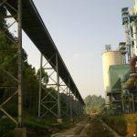 Lắp đặt băng tải nhà máy xi măng Sơn La
