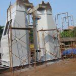 Chân đế máy nghiền - Nhà máy xi măng Bỉm Sơn