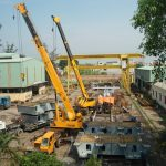 Chế tạo và lắp đặt cầu vượt Nguyễn Tri Phương - TP HCM